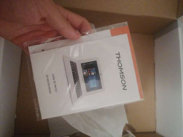 Imagen producto Vendo Ordinador portatil Thomson 2