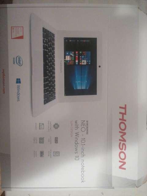 Imagen producto Vendo Ordinador portatil Thomson 1