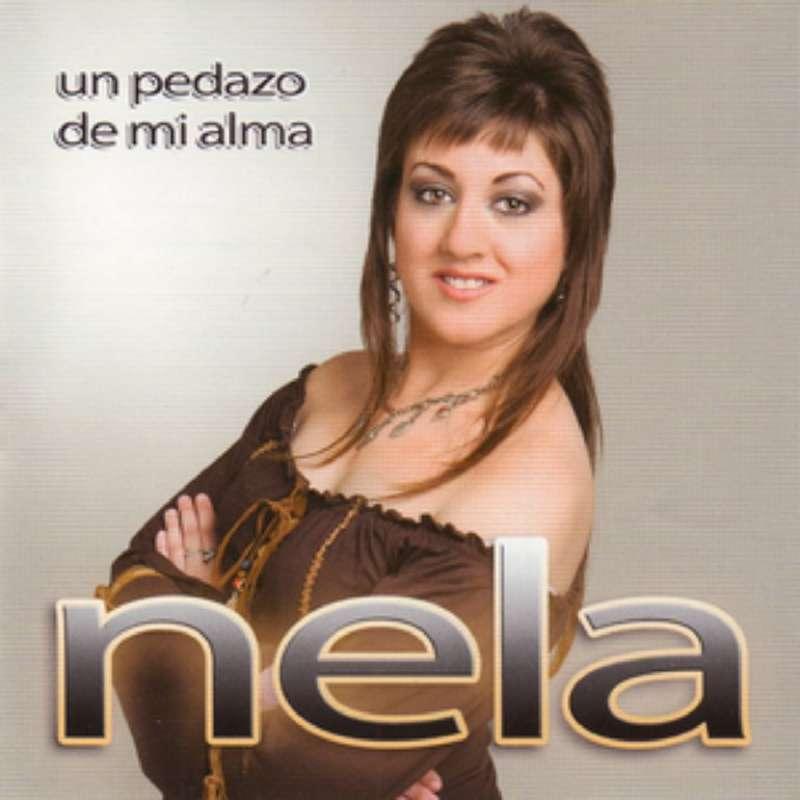 Imagen CD Nela Un pedazo de mi alma.