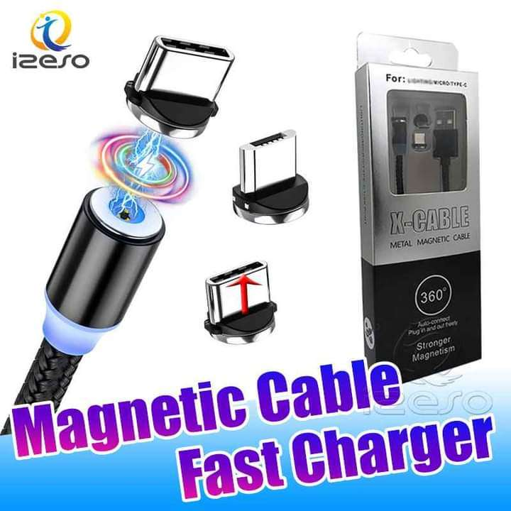 Imagen magnetic cable