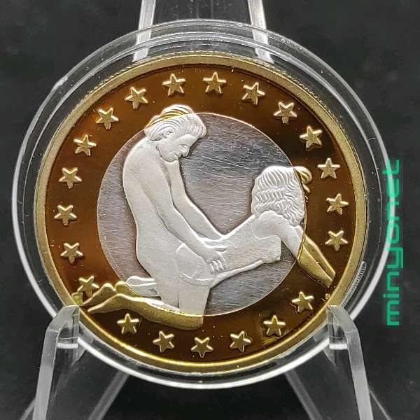 Imagen Moneda 6 sex euros