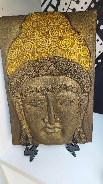 Imagen Cuadro Decoración De Buda