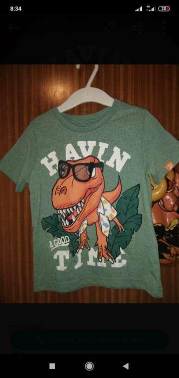 Imagen camiseta talla 4