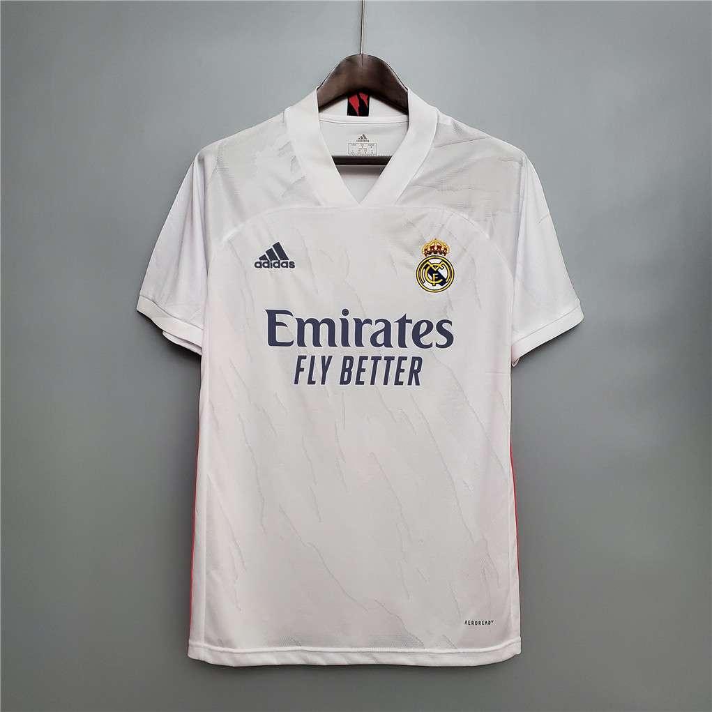 Imagen Camiseta Real Madrid 2020/2021