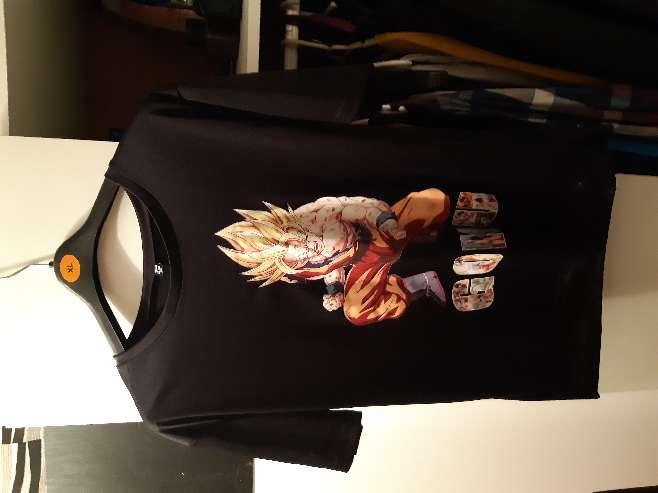 Imagen camiseta de Dragon Ball Z son Goku