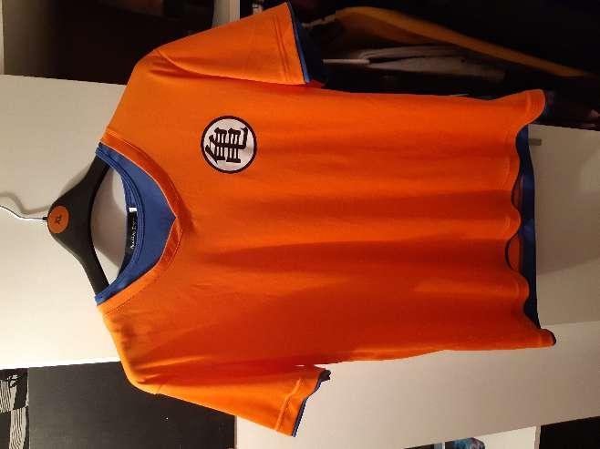 Imagen camiseta de Dragon Ball tallaje XL