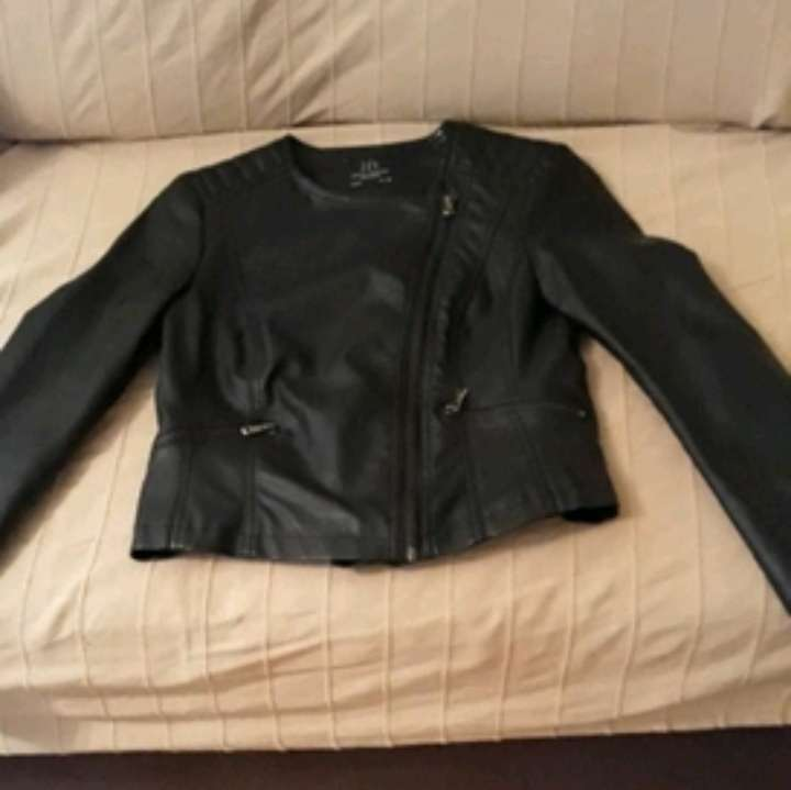 Imagen chaqueta de polipiel