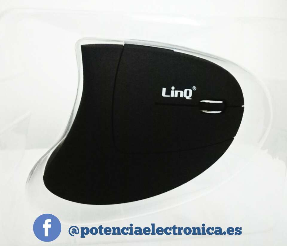Imagen Mouse Wireles Verticale