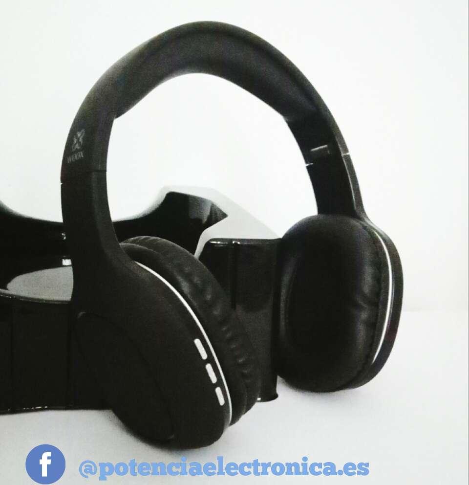 Imagen Casco Bluetooth Portables