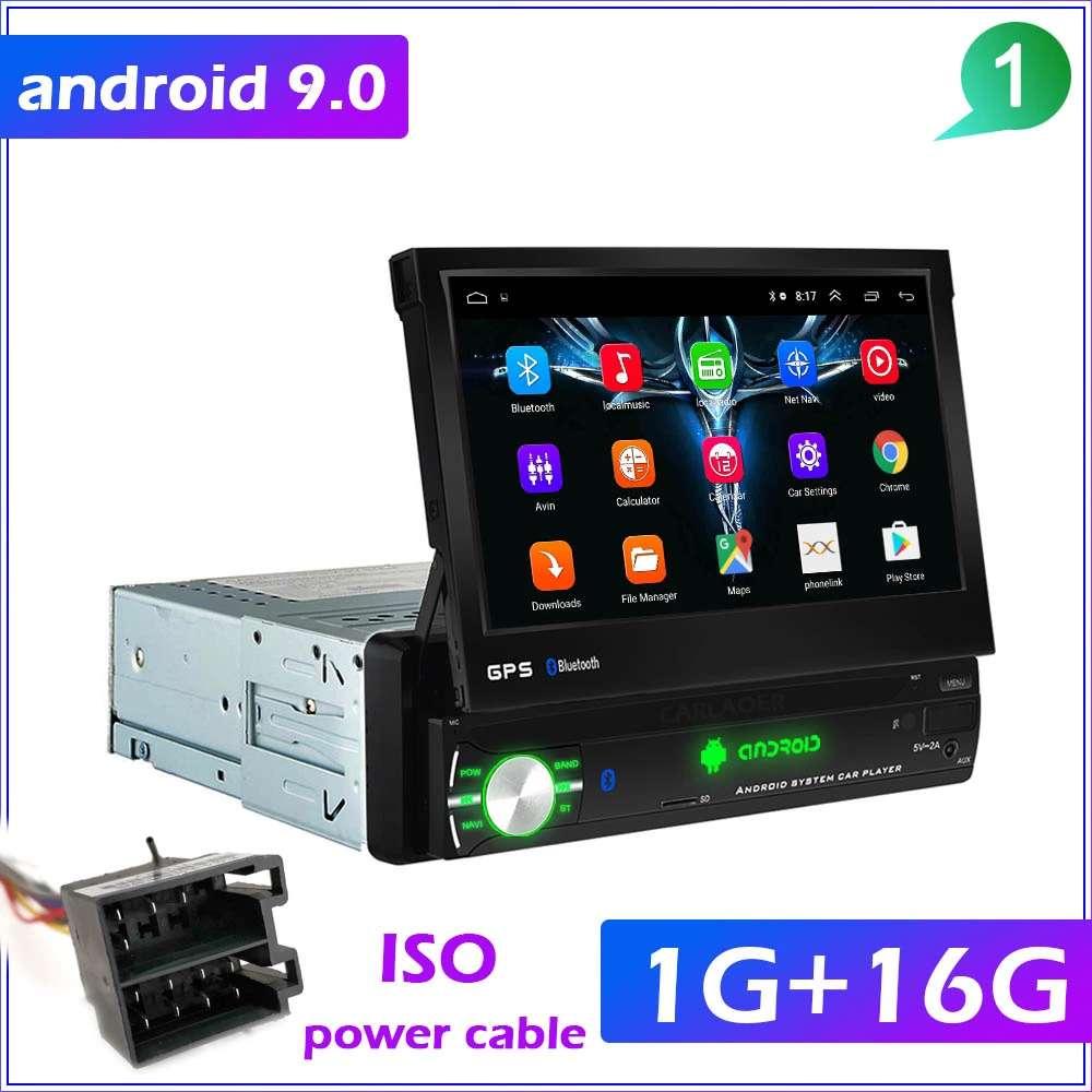 Imagen radio multimedia pantalla hd android con gps