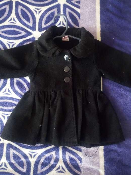 Imagen Abrigo Negro para niña