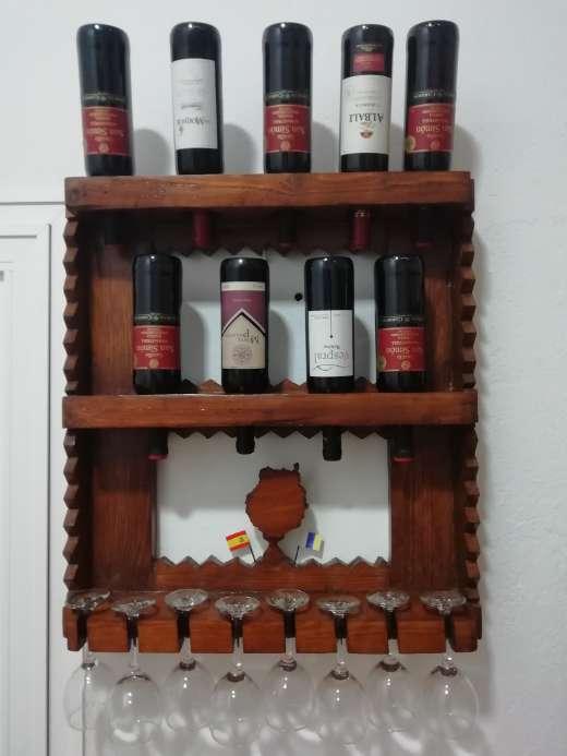 Imagen Botellero vinoteca artesanal