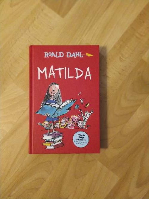 Imagen libro Matilda