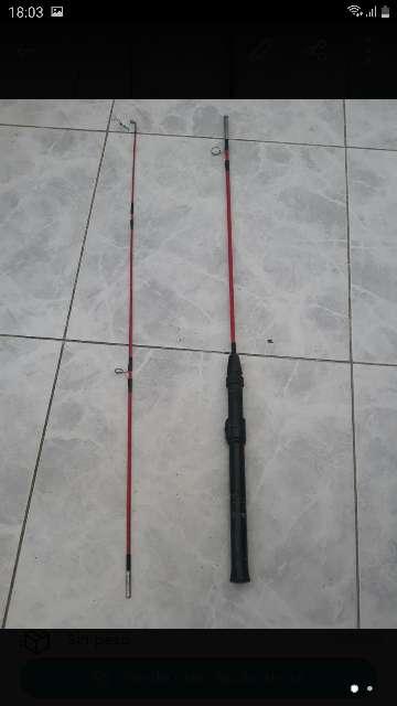 Imagen Caña de pescar