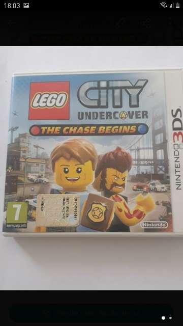 Imagen Lego city nintendo 3ds