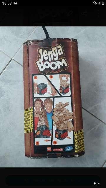Imagen Jenga Boom