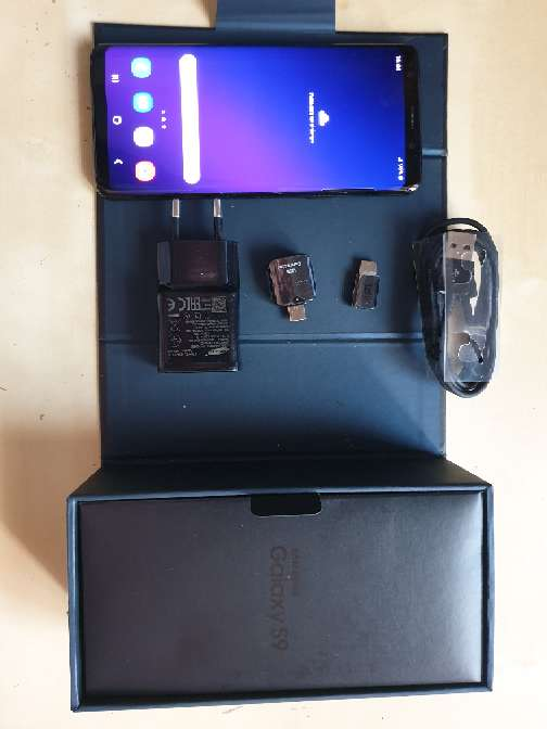 Imagen SAMSUNG GALAXY S9 64GB Libre