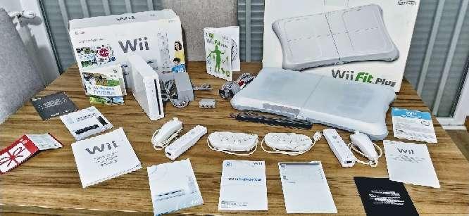 Imagen Wii completa