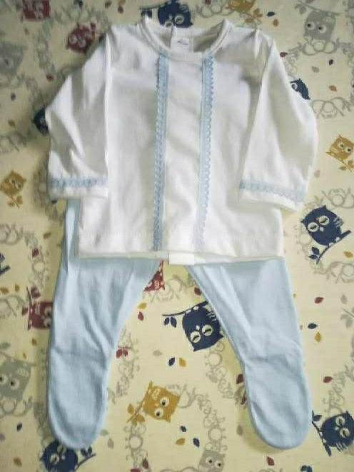Imagen Pijama bebé