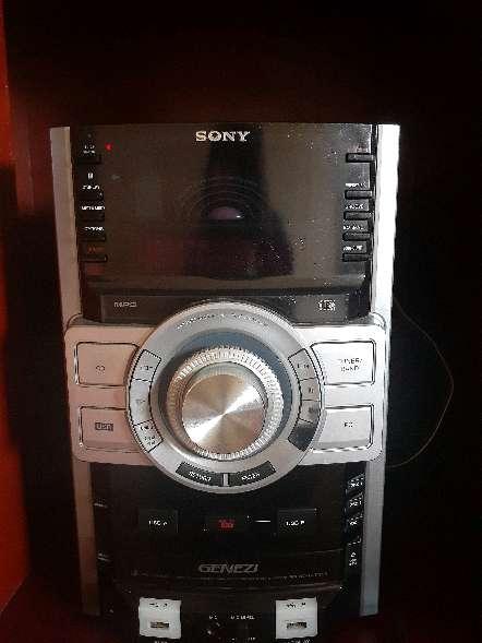 Imagen equipo de sonido Sony de oportunidad baratoo negociable