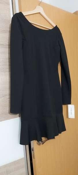 Imagen Vestido negro nuevo talla L