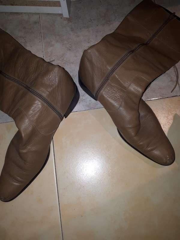 Imagen botas de mujer