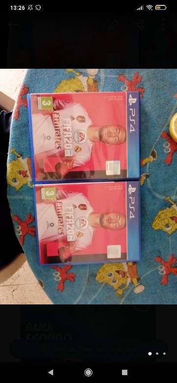 Imagen FIFA 20 PS4