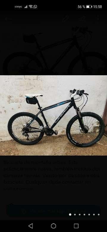 Imagen Bicicleta orbea mtb