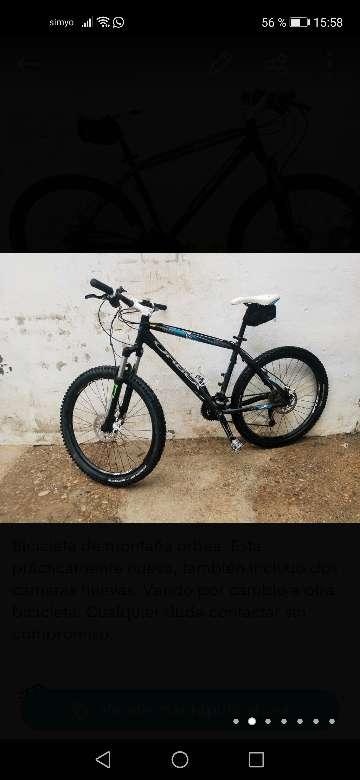 Imagen producto Bicicleta orbea mtb 2