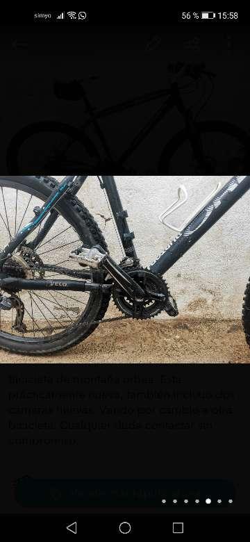 Imagen producto Bicicleta orbea mtb 5