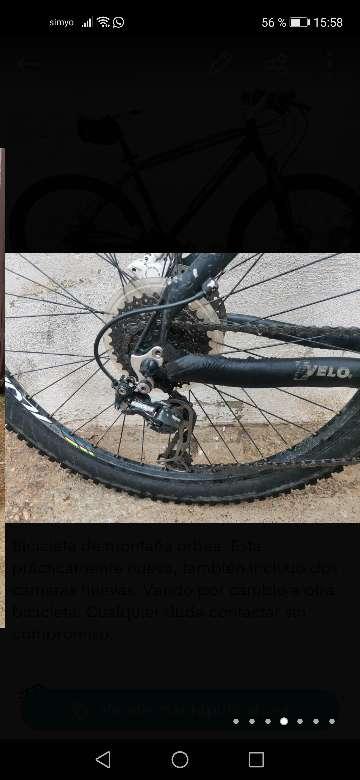 Imagen producto Bicicleta orbea mtb 4
