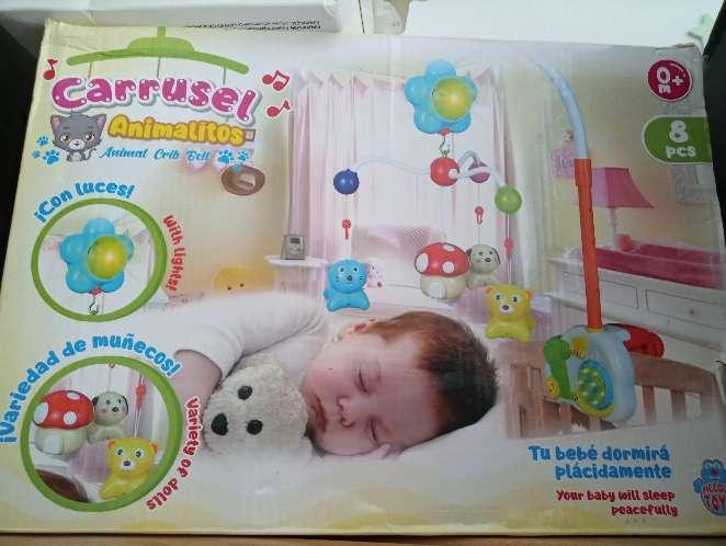 Imagen carrusel para bebe