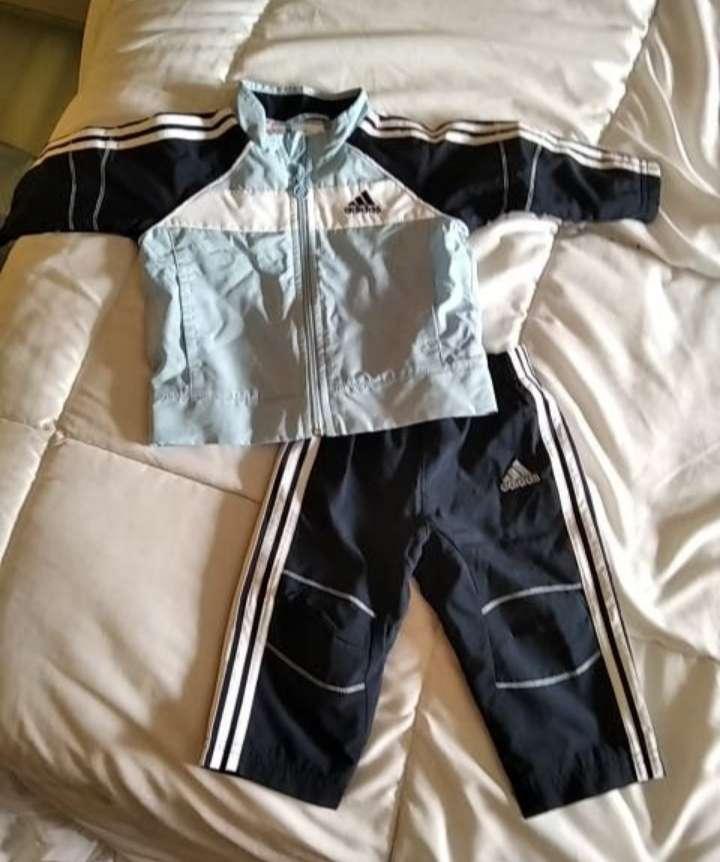 Imagen chandal Adidas 3-6 meses