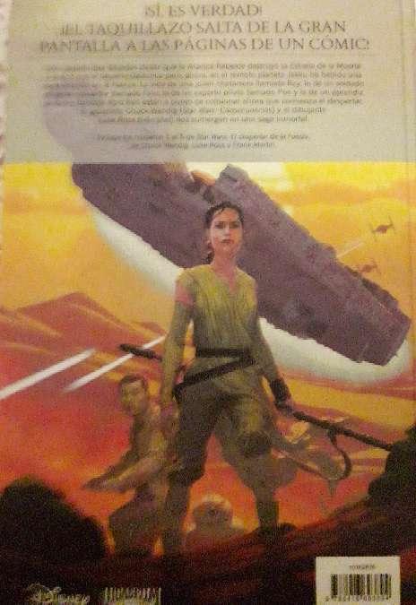 Imagen producto Star Wars ep. 7 El Despertar de la Fuerza 2