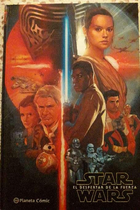 Imagen Star Wars ep. 7 El Despertar de la Fuerza