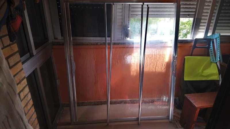 Imagen Mampara de cuarto baño (cristal).