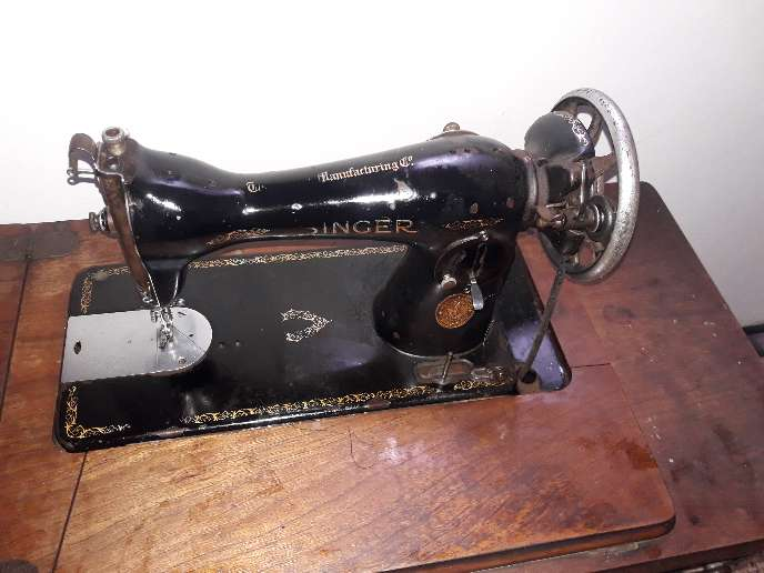 Imagen Maquina de coser marca Singer