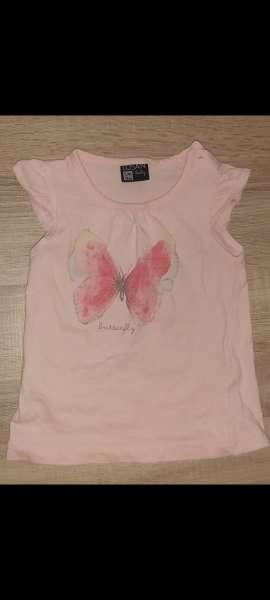 Imagen 2 camisetas niña talla 12-18 meses