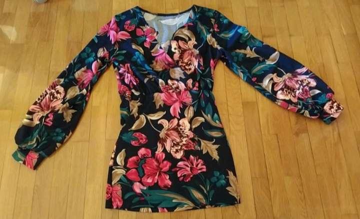 Imagen Vestido flores
