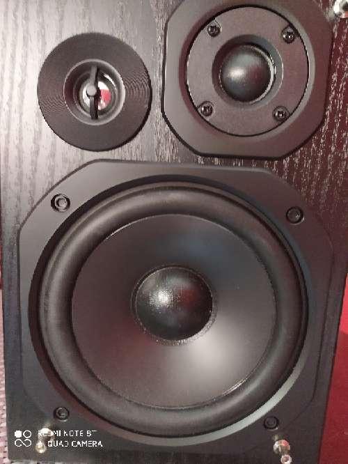 Imagen Panasonic Minicadena 120W Bass