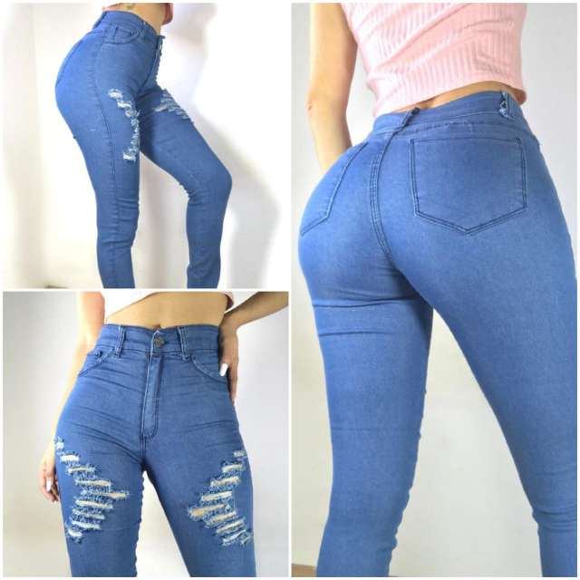 Imagen producto Oferta en jeans de mujer!! ?? 2