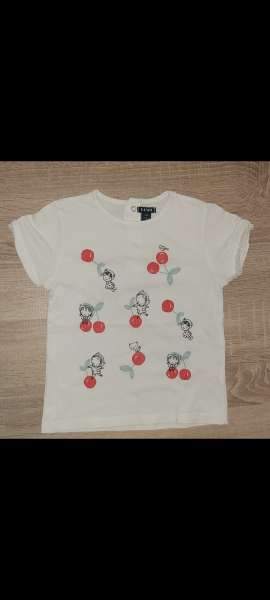 Imagen Camiseta kiabi talla 18 meses
