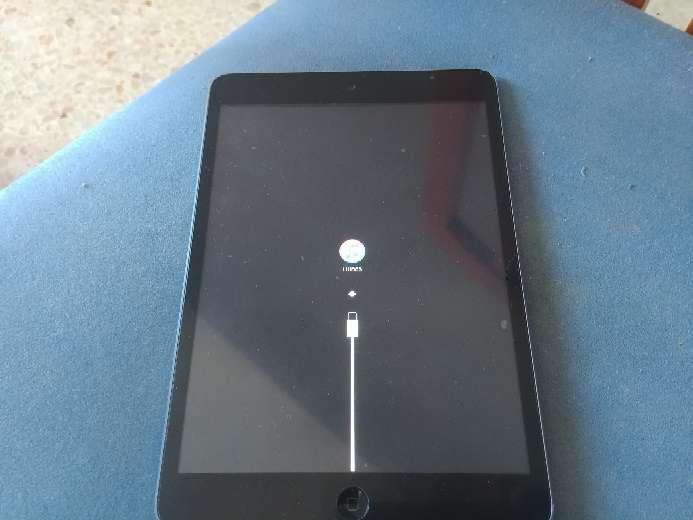 Imagen ipad mini de 16gb para reparar o piezas