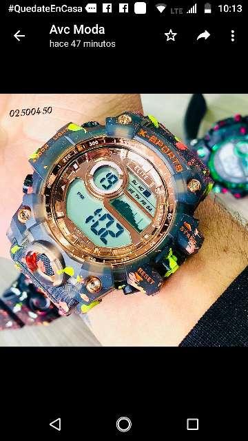 Imagen lindos reloj para dama y caballeros
