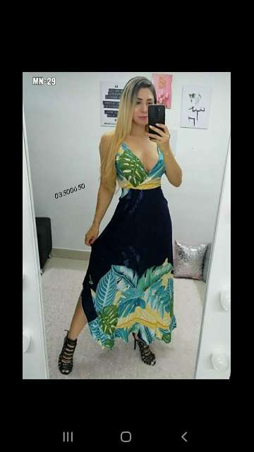 Imagen lindos vestidos para damas