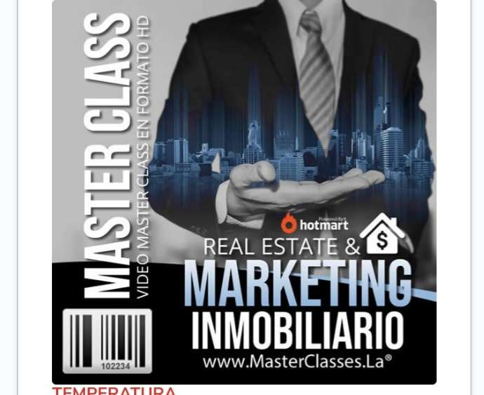Imagen Curso De marketing inmobiliario online