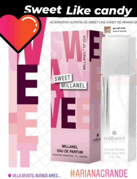 Imagen producto Perfumes Millanel con atomizador 1