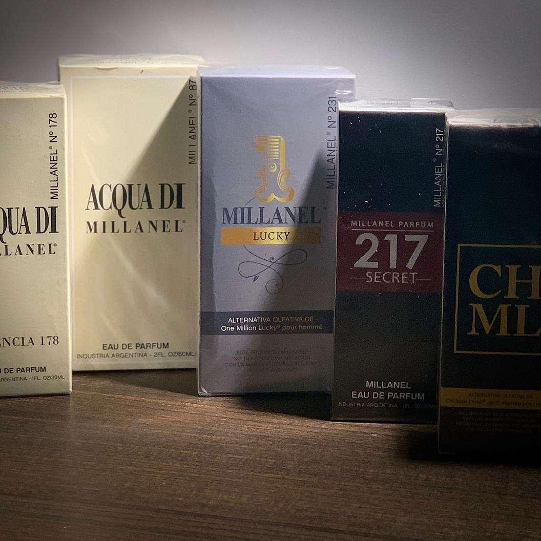 Imagen producto Perfumes Millanel con atomizador 2