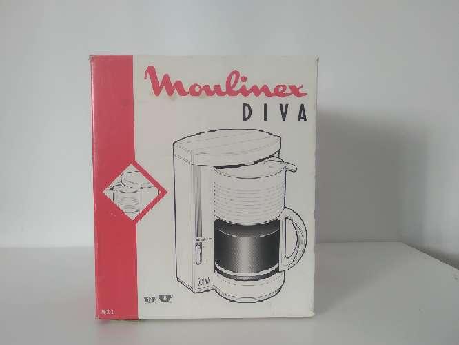 Imagen cafetera eléctrica Moulinex Diva
