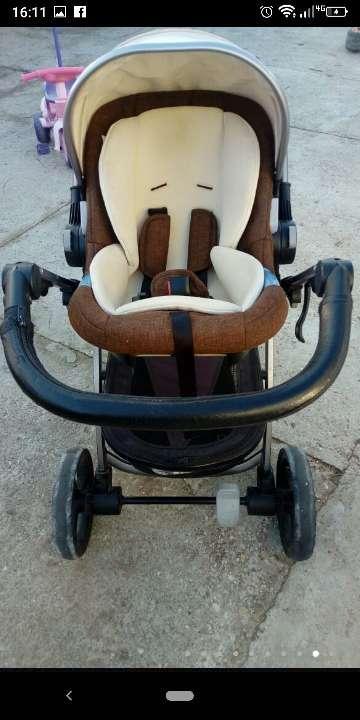 Imagen producto Carrito/Silla paseo bebé 9